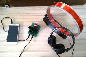 Image 5 - Ubiquity Radio sin batería con energía electromagnética