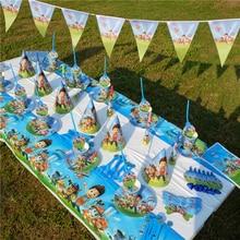 Paw Patrol Cartoon Pattern Birthday Holiday Party Children Birthday Party