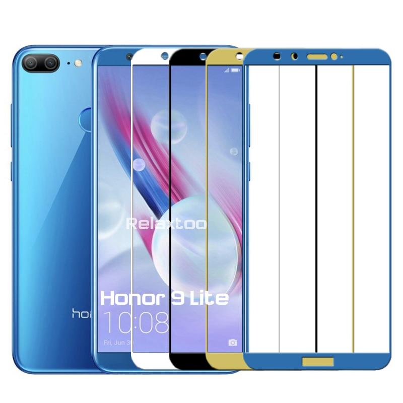 Protective Glass On Honor 9 Light 9Lite Screen Protector For Huawei Honor 9 Lite LLD-AL00 LLD AL00 AL10 TL10 L31 L21 L11 5.65''