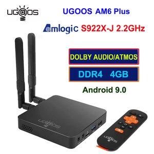 UGOOS AM6 Plus Amlogic S922X-J