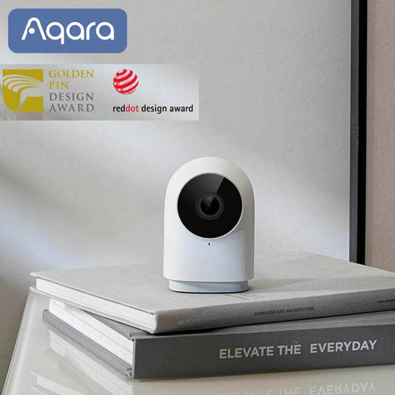 Nieuwste Aqara G2H Camera 1080P Hd Nachtzicht Mobiele Voor Apple Homekit App Monitoring G2H Zigbee Smart Home Security camera