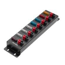 Fuente de alimentación de 8 canales, AP 8S divisor POWERPOLE
