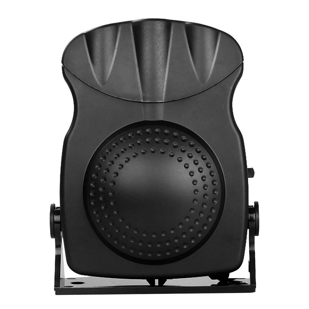 12V 150W Car Vehicle Cooling Fan Hot Warm Heater Windscreen Demister Defroster 2 In 1 Portable Auto Car Van Heater