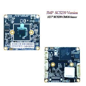 Image 5 - H.265 5mp luz das estrelas módulo de câmera ip cctv poe placa da câmera de rede áudio em dois sentidos sony imx335 sensor 1080p 3mp opcional onvif