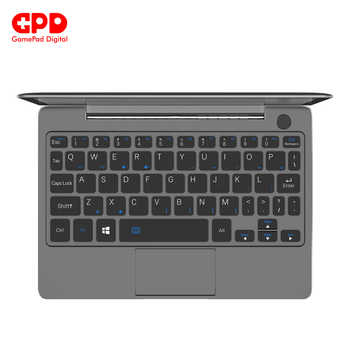 GPD P2 Max Mini Laptop Ultrabook Computer Slim PC Netbook 16GB + 512GB 8.9 Inch IPS Touch Screen Intel Core m3-8100Y Windows 10 - DISCOUNT ITEM  10 OFF Computer & Office
