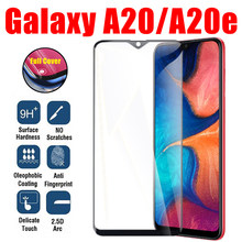 Temper glass for samsung galaxy A20 protective screen protection tempered glas gaxaly a20e armored sheet protector A 20 20e 20a(China)