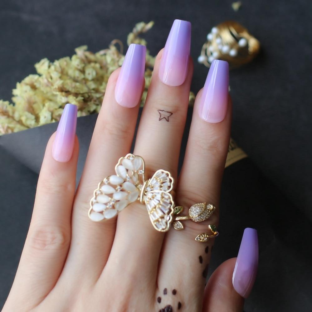 Pink /& Purple Coffin