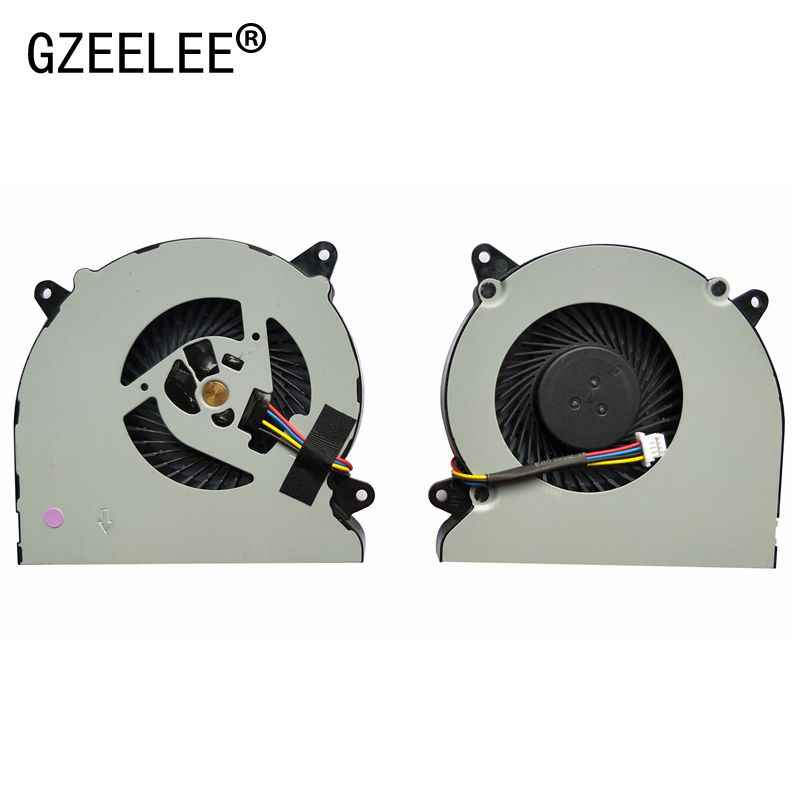 New Laptop CPU Cooling Fan For ASUS N550J N550JK N550X47JV N550X42JV N550 N550JV N550JA N550LF G550JK G550J 4 Baris