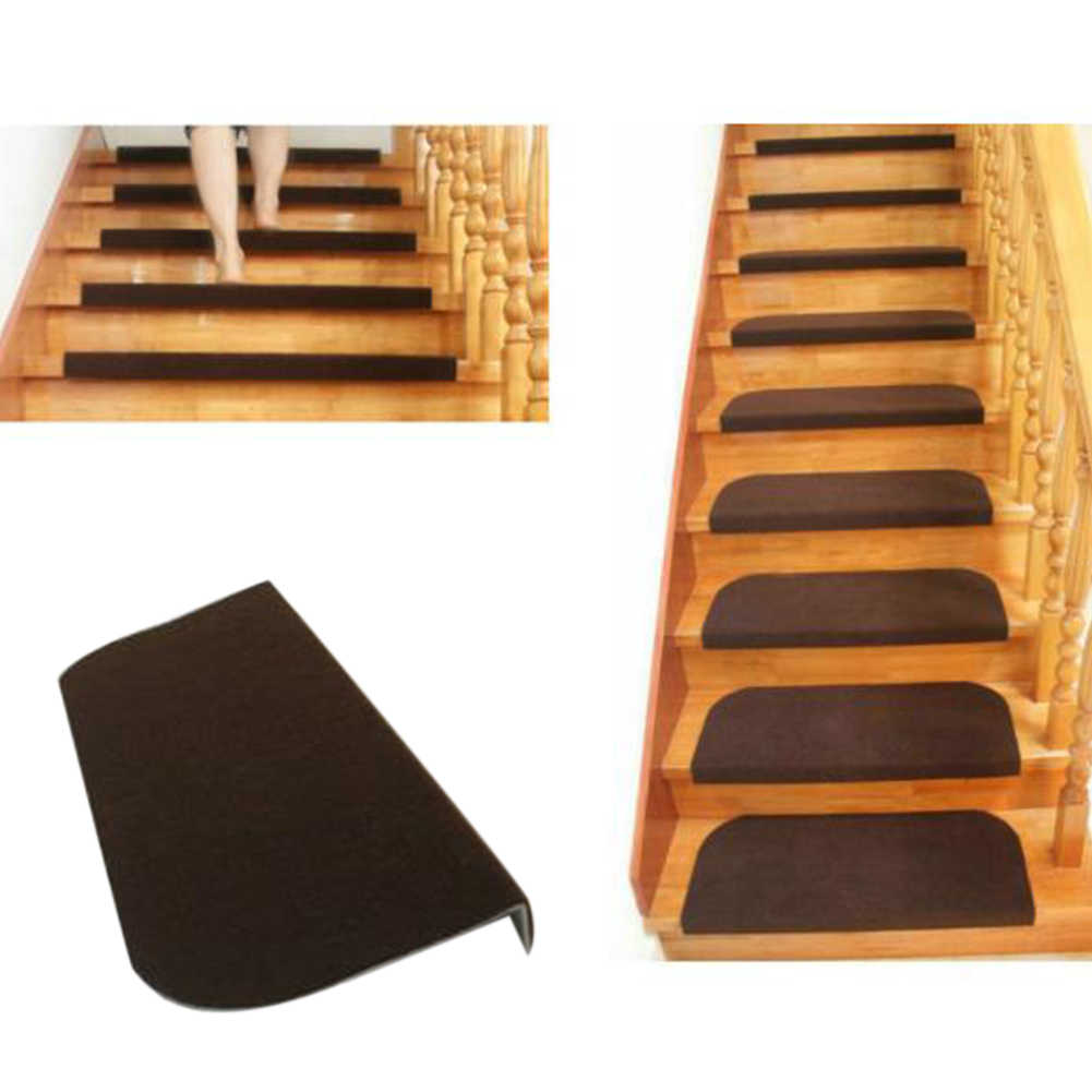 Staircase Home Decoration Floor Mat Reusable Protective Self   Durable Carpet For Stairs   High Traffic   Flower Design   Low Pile   Masland   Stair Treads