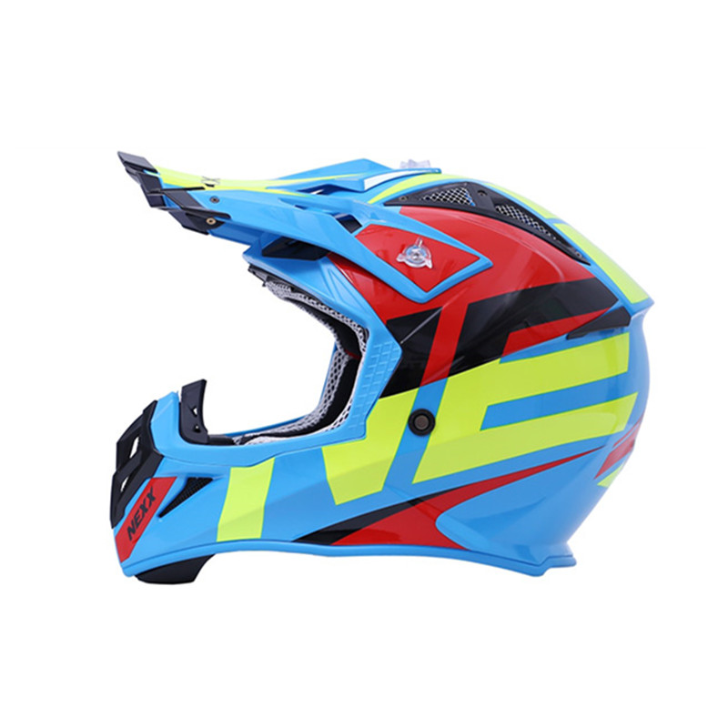 NEXX Motocross High-Quality Helmet For Off-Road Motorcycle