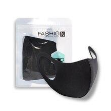 3pcs Fda Antipolucion Mask Mouth Caps Mask Virus Masks With Filter Breathable For Female Male Korean Mouth Masks