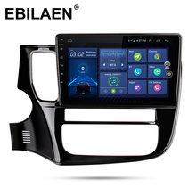 Ebilaen автомобиль радио мультимедиа плеер для mitsubishi outlander