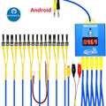 Mécanicien iBoot boîte de câble pour iPhone Android carte mère réparation câble d'alimentation cc téléphone portable réparation ligne de démarrage