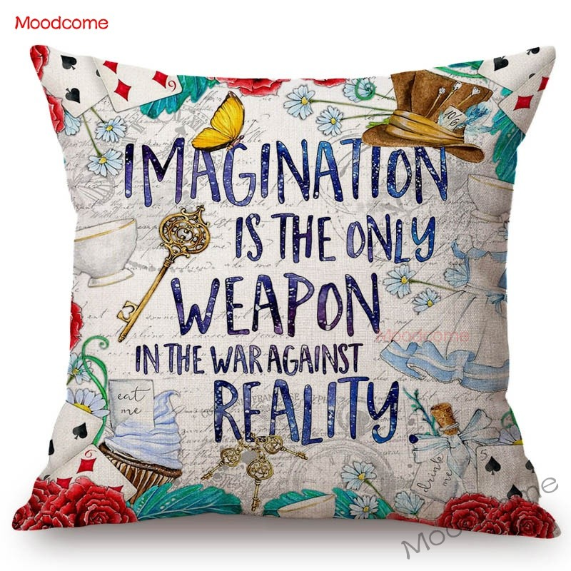 I Like It Comic  Printed Cushion Covers Pillow Cases Home Decor or Inner