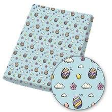 Хлопко бумажная ткань полиэфира лист верхом из ткани с изображением
