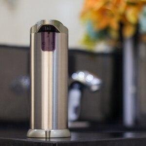 Image 4 - Cool Automatic Liquid Soap Dispenser 2019 Touch free Sanitizer Built in Infrared Smart Soap Sensor Bathroom Soap Dispenser Hot