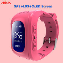 Q50 smartwatch Smart Kid Safe Smart GPS Watch SOS Call Location Finder Tracker Baby Anti Lost Monitor Pedometer reloj inteligent(China)