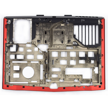 NEW Original For Dell Alienware M14X R1 R2 Laptop Bottom Base Case Cover R5DX6 0R5DX6 Red Assembly Shell Bottom Cover new original thermostat e5cz r2
