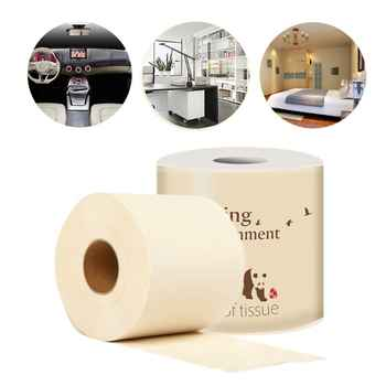 Silky & Smooth Soft Professional Series Premium 3-Ply Toilet Paper, Home Kitchen Toilet Tissue, Soft, Strong and Highly