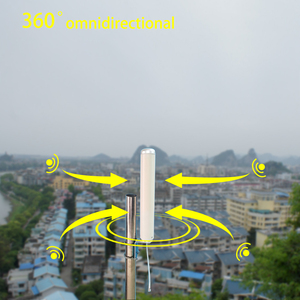 Image 5 - هوائي متعدد الاتجاهات خارجي 4g Lte هوائي 10dBi كسب 700  2700 MHz هوائي مكرر هوائي خارجي 4g هوائي خارجي N أنثى