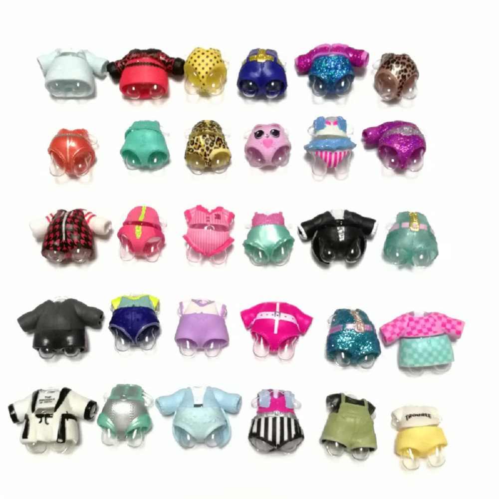 5/10 مجموعات 100% دمى LOLs الأصلية L.O.L. مفاجأة يمكن اختيار 8 سنتيمتر الأخوات كبيرة مع الملابس فستان اكسسوارات لعبة الفتيات هدية