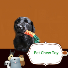 dog toys	pet products	carrot toys for large dogs and small dog	puppy chew interactive stuff