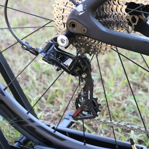 Image 3 - SENSAH אימפריה פרו סיבי פחמן 2x12 מהירות כביש אופני קלטות 12 s שרשרות Groupset, עבור derailieur 5800 R7000 6800