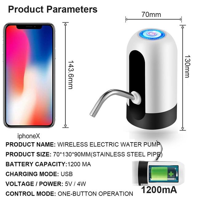 Drink Dispenser, Electric Pump 5