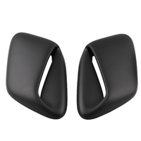2PCS Car Accessories Styling Air Flow Intake Durable Hood Scoop Decorative Bonnet Vent Cover Lightweight For Subaru 99 01