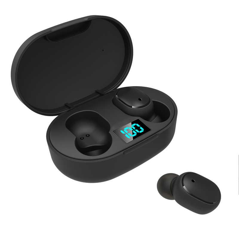E6s Słuchawki Do Xiaomi Redmi Airdots Xiaomi Bezprzewodowe Słuchawki Bluetooth 5 0 Redukcja Szumów Dotknij Dla Xiaomi Huawei Pk A6s Tws Słuchawki Douszne I Nauszne Bluetooth Aliexpress