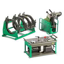 цена на High frequency pp pe pipe butt fusion welder machine good price