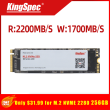 Hot KingSpec M.2 ssd M2 240gb PCIe NVME 120GB 500G