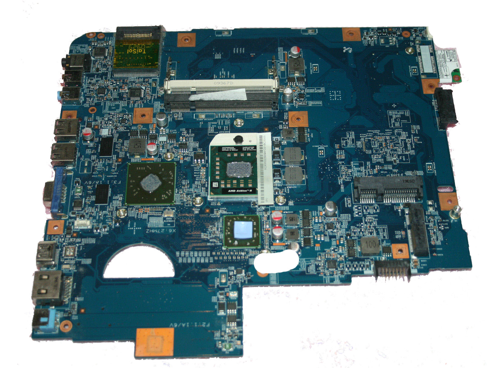 Laptop <font><b>Motherboard</b></font> For <font><b>Acer</b></font> asipre 5542 <font><b>5542G</b></font> 09230-1 NBJV50-TR MB 48.4FN01.011 MBPHP01001 MB.PHP01.001 HD4500 DDR2 image