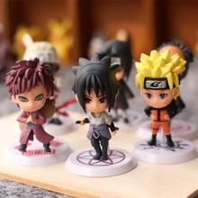 Model-Toy Action-Figure Sasuke Kakashi Anime Sakura Children's Toys Gifts Uzumaki Christmas