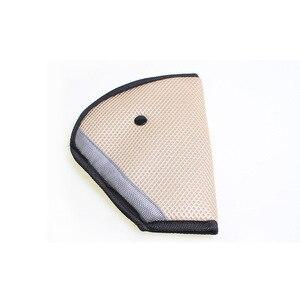 Image 5 - 車の安全シートベルトのショルダーパディングアジャスター子供ベビーカー保護安全なフィットのマットストラップカバー自動アクセサリー