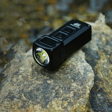 NITECORE TUP USB Rechargeable MINI Flashlight CREE XP-L HD V6 max 1000 LM Beam Distance 180M Revolutionary Smart Torch EDC