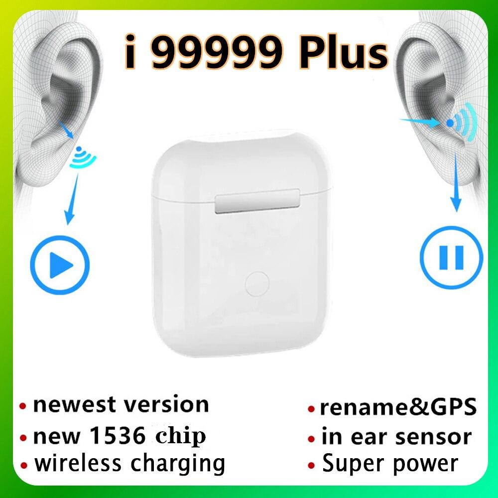 Беспроводные наушники I99999 Plus, TWS, Bluetooth наушники i99999 plus, Android PK i9000 pro I90000 Max, наушники, наушники