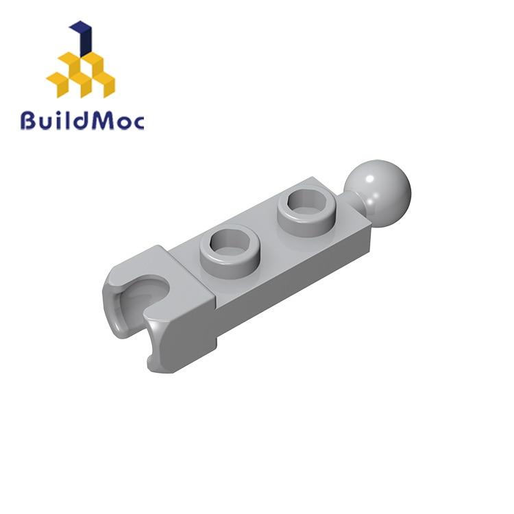 BuildMOC совместим с Assembles Particles 14419 1x2, детали для строительных блоков, DIY story, развивающие, креативные, Подарочные игрушки