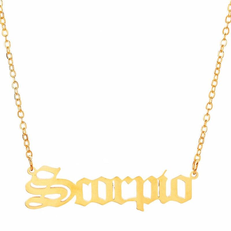 Gold Scorpio