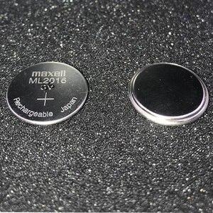 Image 2 - 10 CHIẾC ~ 50 CÁI/LỐC ML2016 3V Sạc Pin Nút