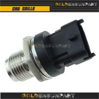 0281002534 Diesel Rail Fuel Pressure Sensor For Chevrolet & for GMC 2004 2005 Diesel V8 6.6L