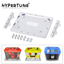 High Quality Group 34/78 For Optima Yellow Red Blue Battery Holder Tray Relocation Bracket Mount Aluminum HT BTD02 QY