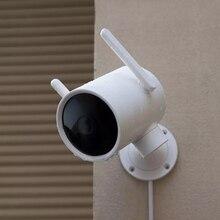 Caméra extérieure intelligente dorigine étanche PTZ webcam 270 angle 1080P double antenne signal WIFI IP caméra vision nocturne Mi maison APP