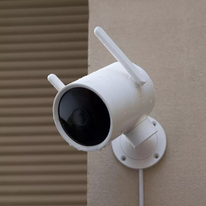 Image 1 - Original Smart Outdoor Camera Waterproof PTZ webcam 270 angle 1080P Dual antenna signal WIFI IP Cam Night vision Mi home APP