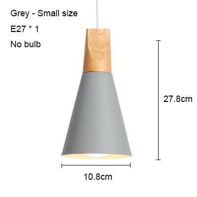 Grey 108mm no bulb
