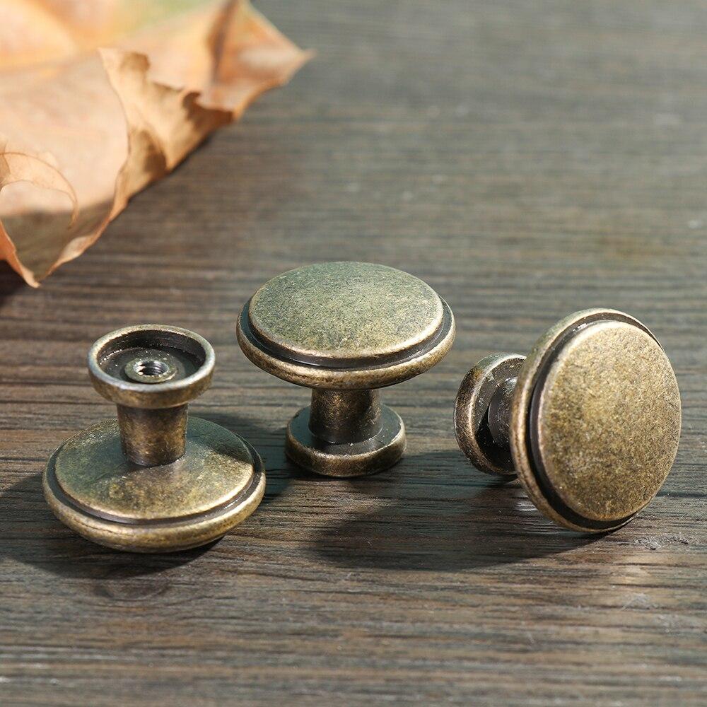 1 шт. античный круглый грибной Шкаф вытяжной шкаф ручки для ящиков стола с винтом шкаф мебельная фурнитура компонент|Ручки шкафа|   | АлиЭкспресс