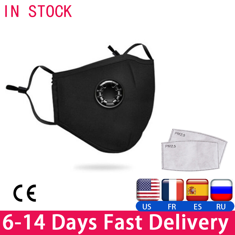 N95 Mouth Face Mask PM2.5 Anti Haze/Anti Dust Mouth Mask Respirator Mascaras With Carbon Filter Respirator Mask As Ffp3 Ffp2