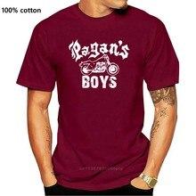 2020 mode Cool païens garçons MC côté arrière t-shirt Mongols bandidos moto noir M-3XL t-shirt