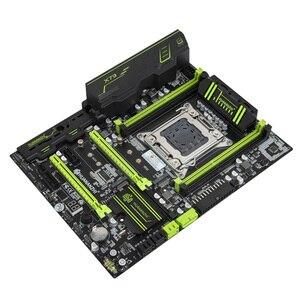 Image 3 - huananzhi X79 motherboard  LGA2011 ATX USB3.0 SATA3 PCI E NVME M.2 SSD support REG ECC memory and Xeon E5 processor
