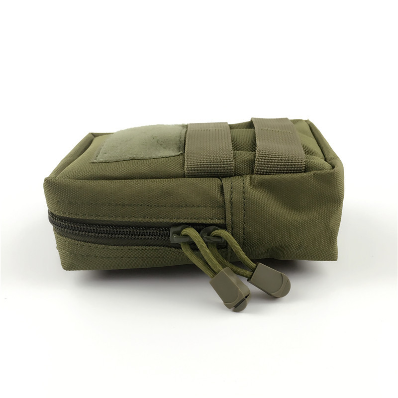 Outdoor Tactical Medical Kit Molle Accessory Kit Multi-functional Toolkit Outdoor Sundry Bag Wallet Pannier Bag